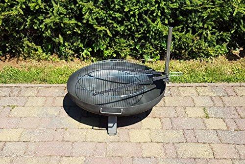 Czaja Stanzteile Grillrost Ø 60 cm