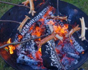 Die Vorteile einer Feuerschale aus Gusseisen